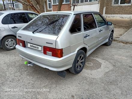 ВАЗ (Lada) 2114 (хэтчбек) 2013 года за 1 200 000 тг. в Кызылорда – фото 4
