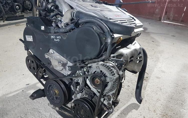 Двигатель 2AZ-fe Toyota RAV-4 2.4л за 32 540 тг. в Алматы