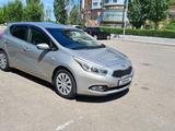 Kia Cee'd 2013 года за 4 700 000 тг. в Нур-Султан (Астана) – фото 4