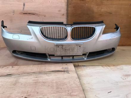 Бампер передний BMW E60, е60 за 777 тг. в Алматы