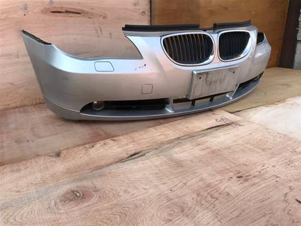 Бампер передний BMW E60, е60 за 777 тг. в Алматы – фото 2