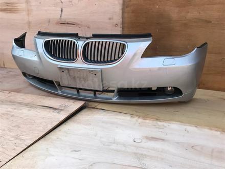 Бампер передний BMW E60, е60 за 777 тг. в Алматы – фото 3