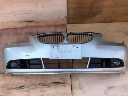Бампер передний BMW E60, е60 за 777 тг. в Алматы – фото 4