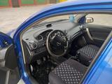 Chevrolet Aveo 2007 года за 1 790 000 тг. в Актобе – фото 4