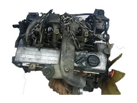 Двигатель 662 935 ссангйонг Рекстон 2.9 за 285 000 тг. в Алматы – фото 2