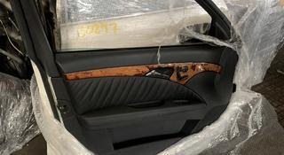 Передние обшивки Mercedes-benz w211 привозные с японии за 30 000 тг. в Алматы