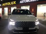Hyundai Santa Fe 2021 года за 19 500 000 тг. в Шымкент – фото 2