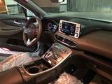 Hyundai Santa Fe 2021 года за 19 500 000 тг. в Шымкент – фото 5