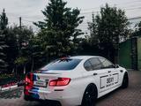 BMW M5 2012 года за 18 000 000 тг. в Алматы – фото 5