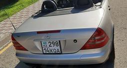 Mercedes-Benz SLK 230 2002 года за 3 000 000 тг. в Павлодар – фото 3