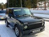 ВАЗ (Lada) 2121 Нива 2019 года за 4 300 000 тг. в Усть-Каменогорск – фото 4