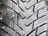 Зимние шипованные шины Nokian Hakkapeliitta 8 SUV 285/60 r18 116t XL за 200 000 тг. в Уральск – фото 2
