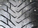Зимние шипованные шины Nokian Hakkapeliitta 8 SUV 285/60 r18 116t XL за 200 000 тг. в Уральск – фото 3