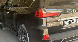 Lexus LX 570 2018 года за 38 000 000 тг. в Караганда – фото 5