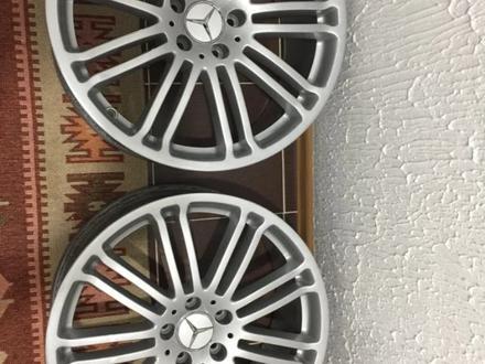 Диски r19 Mercedes за 200 000 тг. в Алматы – фото 4