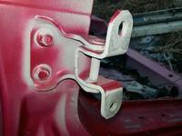 Шарниры навесы двери Toyota Rav 4 за 5 000 тг. в Семей