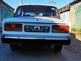 ВАЗ (Lada) 2107 2004 года за 450 000 тг. в Костанай – фото 5