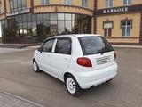 Daewoo Matiz 2007 года за 1 450 000 тг. в Уральск – фото 4