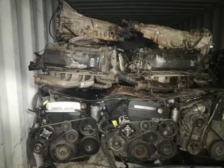 Двигателя тойота превия 2Tz за 555 тг. в Алматы – фото 3