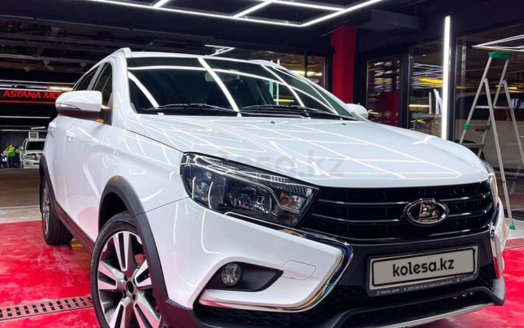 ВАЗ (Lada) Vesta Cross 2018 года за 5 580 000 тг. в Алматы