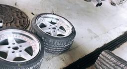 Work equip диски с резиной за 350 000 тг. в Алматы – фото 5