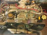 Двигатель subaru ej25 legacy за 3 555 тг. в Алматы