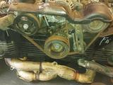 Двигатель subaru ej25 legacy за 3 555 тг. в Алматы – фото 2