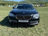 BMW 740 2013 года за 8 200 000 тг. в Усть-Каменогорск – фото 3
