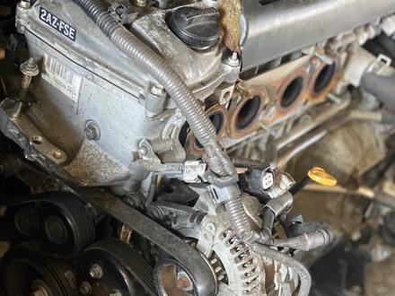 Двигатель 2AZ-FSE D4 2.4 за 350 000 тг. в Алматы – фото 2