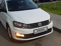 Volkswagen Polo 2015 года за 4 150 000 тг. в Костанай