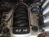 Двигатель и Акпп на Porsche Cayenne 4.5 v8 за 700 000 тг. в Алматы – фото 4