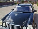 Mercedes-Benz E 240 2002 года за 3 990 000 тг. в Караганда – фото 2