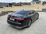 Audi A8 2019 года за 39 500 000 тг. в Алматы – фото 4