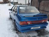 ВАЗ (Lada) 2115 (седан) 2000 года за 700 000 тг. в Усть-Каменогорск – фото 5
