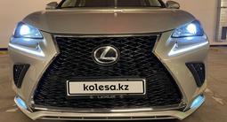 Lexus NX 200t 2015 года за 15 000 000 тг. в Алматы – фото 4