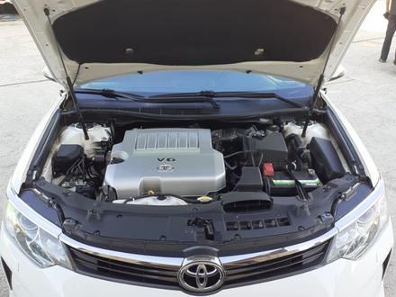 Toyota Camry 2015 года за 10 000 000 тг. в Кызылорда – фото 3
