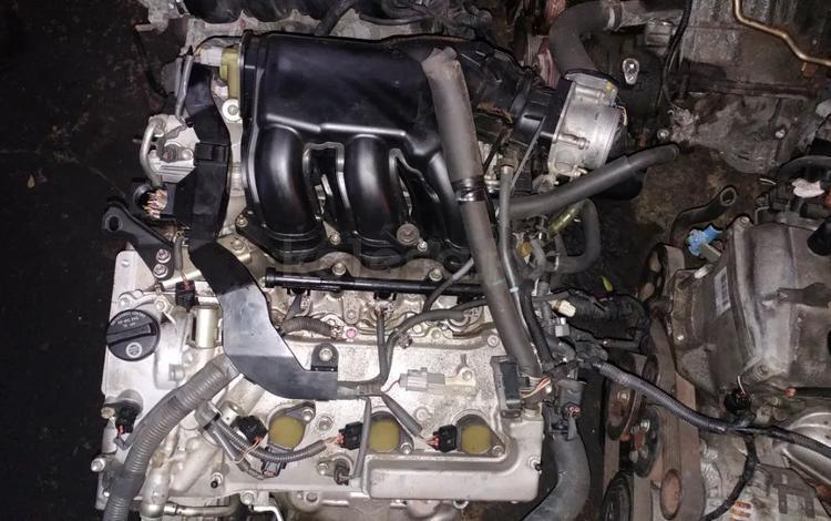 Двигатель контрактный на камри 45 (2GR)3.5 за 530 000 тг. в Алматы