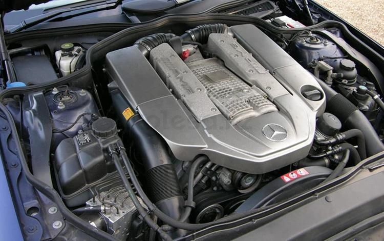 Двигатель на Mercedes A 160 за 200 000 тг. в Алматы