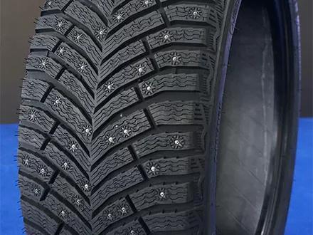 275-45-20 Michelin X-Ice North 4 SUV за 86 000 тг. в Алматы – фото 3