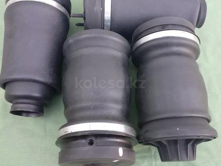 Пневмобаллоны пневмоподушки пневма пневмоподвеска Mercedes Мерседес GL ML R за 80 000 тг. в Костанай – фото 4