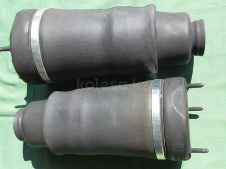 Пневмобаллоны пневмоподушки пневма пневмоподвеска Mercedes Мерседес GL ML R за 80 000 тг. в Костанай – фото 6