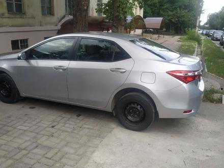Toyota Corolla 2016 года за 5 900 000 тг. в Алматы – фото 2