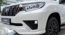 Toyota Land Cruiser Prado Black Onyx 2021 года за 39 000 000 тг. в Алматы – фото 3