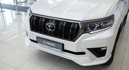 Toyota Land Cruiser Prado Black Onyx 2021 года за 39 000 000 тг. в Алматы – фото 2