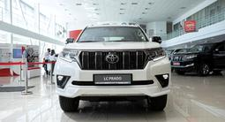 Toyota Land Cruiser Prado Black Onyx 2021 года за 39 000 000 тг. в Алматы – фото 4