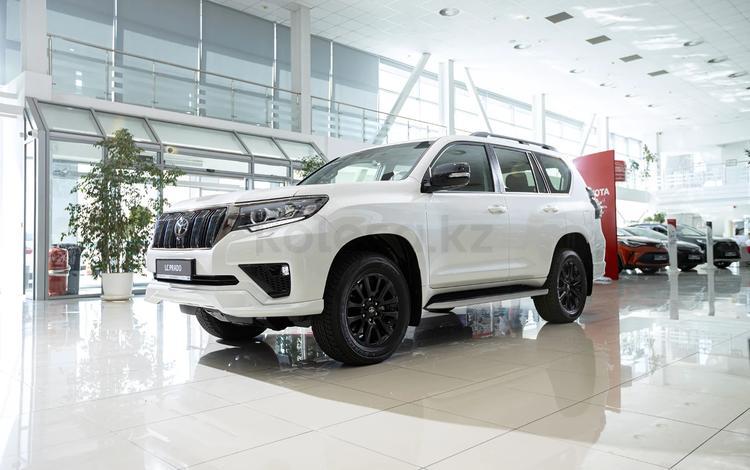 Toyota Land Cruiser Prado Black Onyx 2021 года за 39 000 000 тг. в Алматы