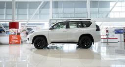 Toyota Land Cruiser Prado Black Onyx 2021 года за 39 000 000 тг. в Алматы – фото 5