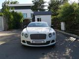 Bentley Continental GT 2011 года за 45 000 000 тг. в Алматы