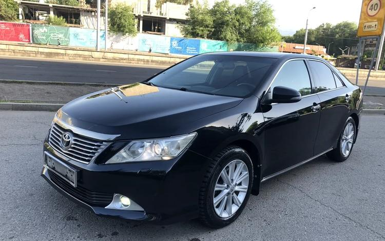 Toyota Camry 2012 года за 5 200 000 тг. в Алматы