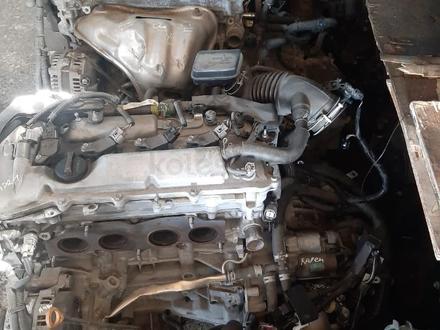 Двигатель Toyota Camry 40 2, 4 (тойота камри) за 88 700 тг. в Алматы – фото 3